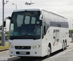 Puzle Ônibus Volvo 9700 TX