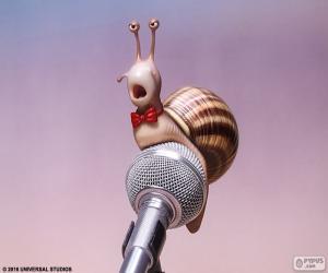 Puzle A cantora de caracol