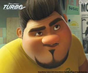 Puzle A cara do Angelo Dos Bros