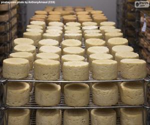 Puzle A cura do queijo