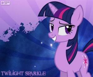 Puzle A Princess Twilight Sparkle é super inteligente