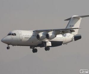 Puzle Aerovias DAP, companhia aérea chilena