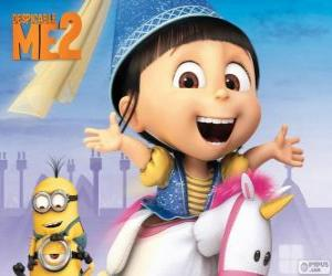 Puzle Agnes é terna e engraçada