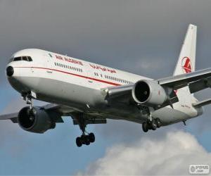 Puzle Air Algérie