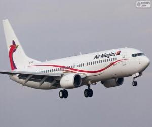 Puzle Air Niugini é uma companhia aérea de Papua-Nova Guiné