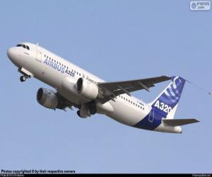 Puzle Airbus A320