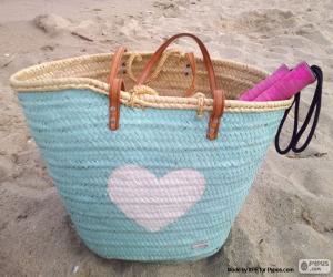Puzle Alcofa para a praia