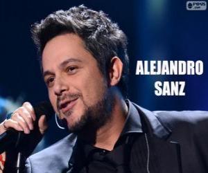 Puzle Alejandro Sanz