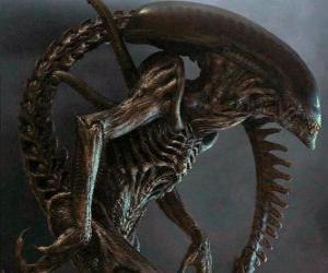 Puzle Alien