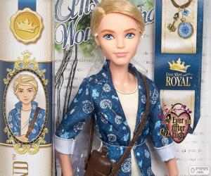 Puzle Alistair Wonderland Ever AfterHigh