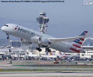Puzle American Airlines