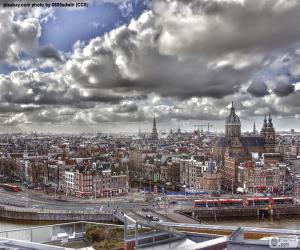 Puzle Amsterdam, Países Baixos