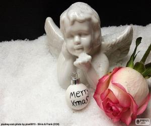 Puzle Anjo de porcelana