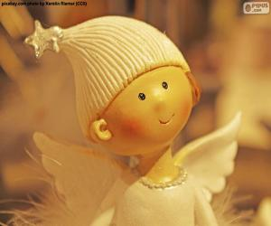 Puzle Anjo do Natal