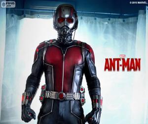 Puzle Ant-Man, o homem-formiga