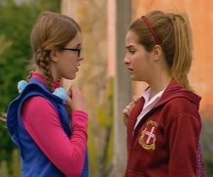 Puzle Antonella e Patito diz que não são irmãs, porque seu pai não é Leandro