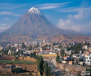Puzle Arequipa, Peru