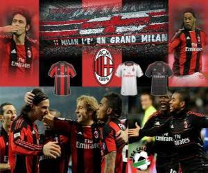 Puzle Associazione Calcio Milan