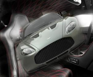 Puzle Aston Martin V12 Zagato