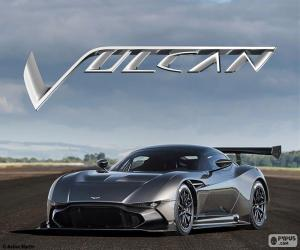 Puzle Aston Martin Vulcan