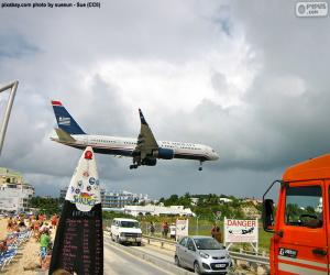 Puzle Aterragem em São Martinho