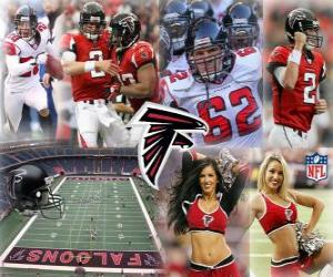 Puzle Atlanta Falcons