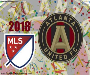 Puzle Atlanta United MSL Cup 2018