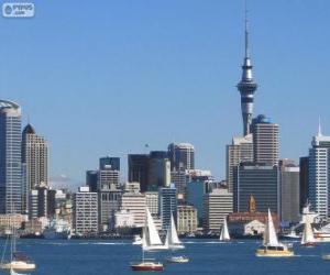 Puzle Auckland, Nova Zelândia