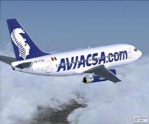 Puzle Aviacsa, México