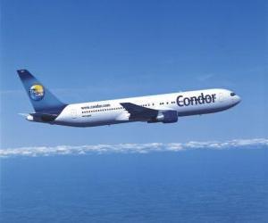 Puzle Avião de passageiros à reacção