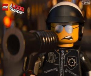 Puzle Bad Cop, Uma Aventura Lego. Lego, o filme