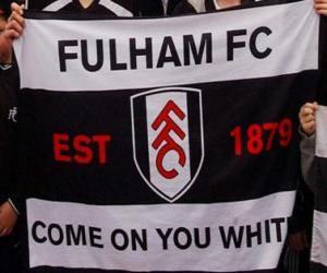 Puzle Bandeira de Fulham F.C.