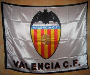 Puzle Bandeira de Valencia C.F