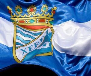 Puzle Bandeira de Xerez C.D