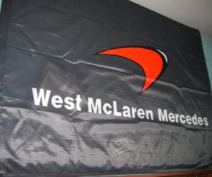 Puzle Bandeira do McLaren F1
