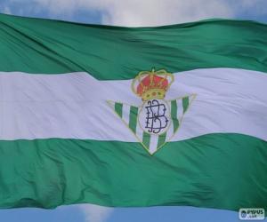 Puzle Bandeira Real Betis