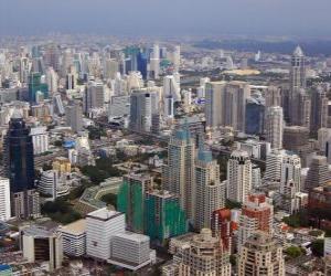 Puzle Bangkok, Tailândia