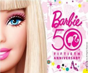 Puzle Barbie 50th Anniversary