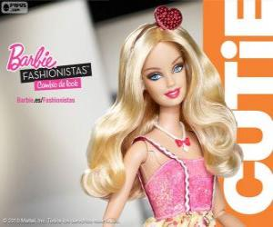 Puzle Barbie Fashionista Cutie