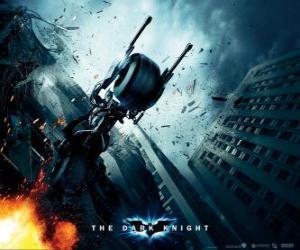 Puzle Batman - O cavaleiro das trevas -