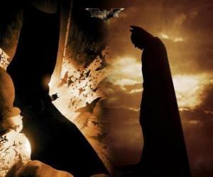 Puzle Batman, o homem-morcego