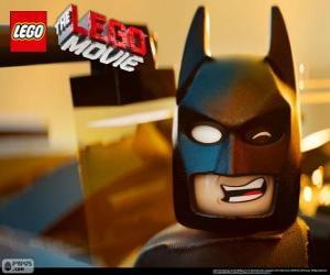 Puzle Batman, um super-herói que vai ajudar a salvar o universo de Lego