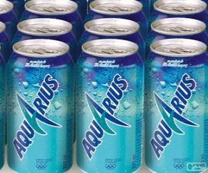 Puzle Bebida esportiva