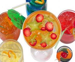 Puzle Bebidas não-alcoólicas