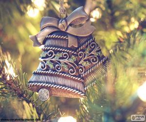 Puzle Belos sinos de Natal
