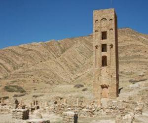 Puzle Beni Hammad, Argélia