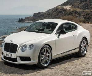 Puzle Bentley Continental GT V8 S