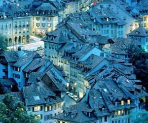 Puzle Berna, Suíça