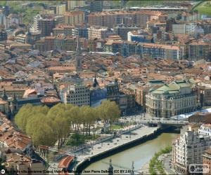 Puzle Bilbao, País Basco, Espanha