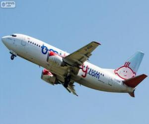 Puzle Bmibaby foi uma companhia aérea low-cost britânica (2002-2012)